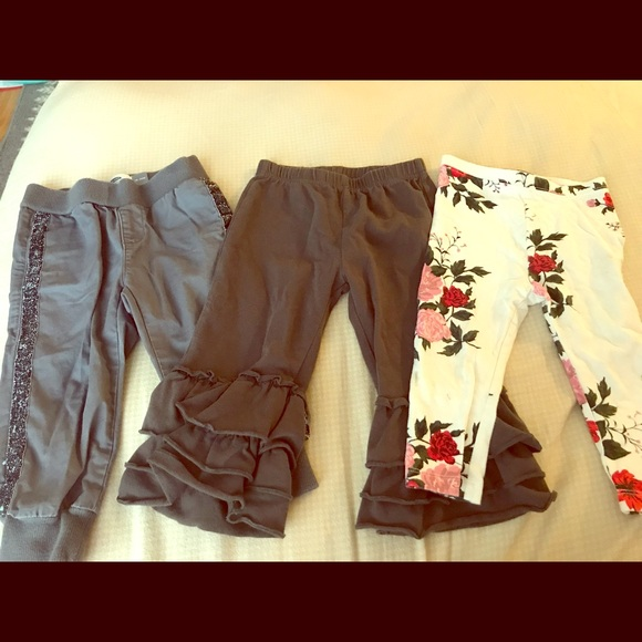 Old Navy Other - Girls 18-24 month pant lot.